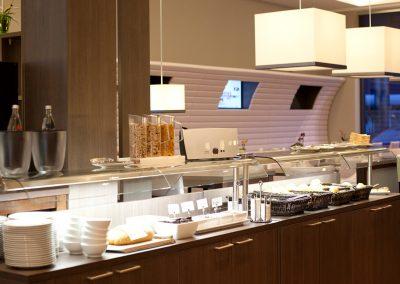 KEDI Hotel Buffet