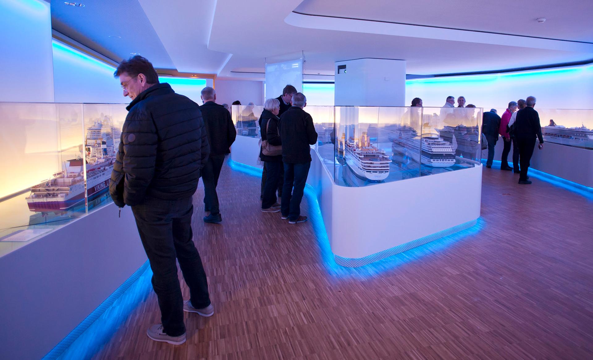 Besucherzentrum Meyer Werft