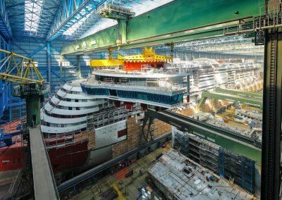 Meyer Werft Halle