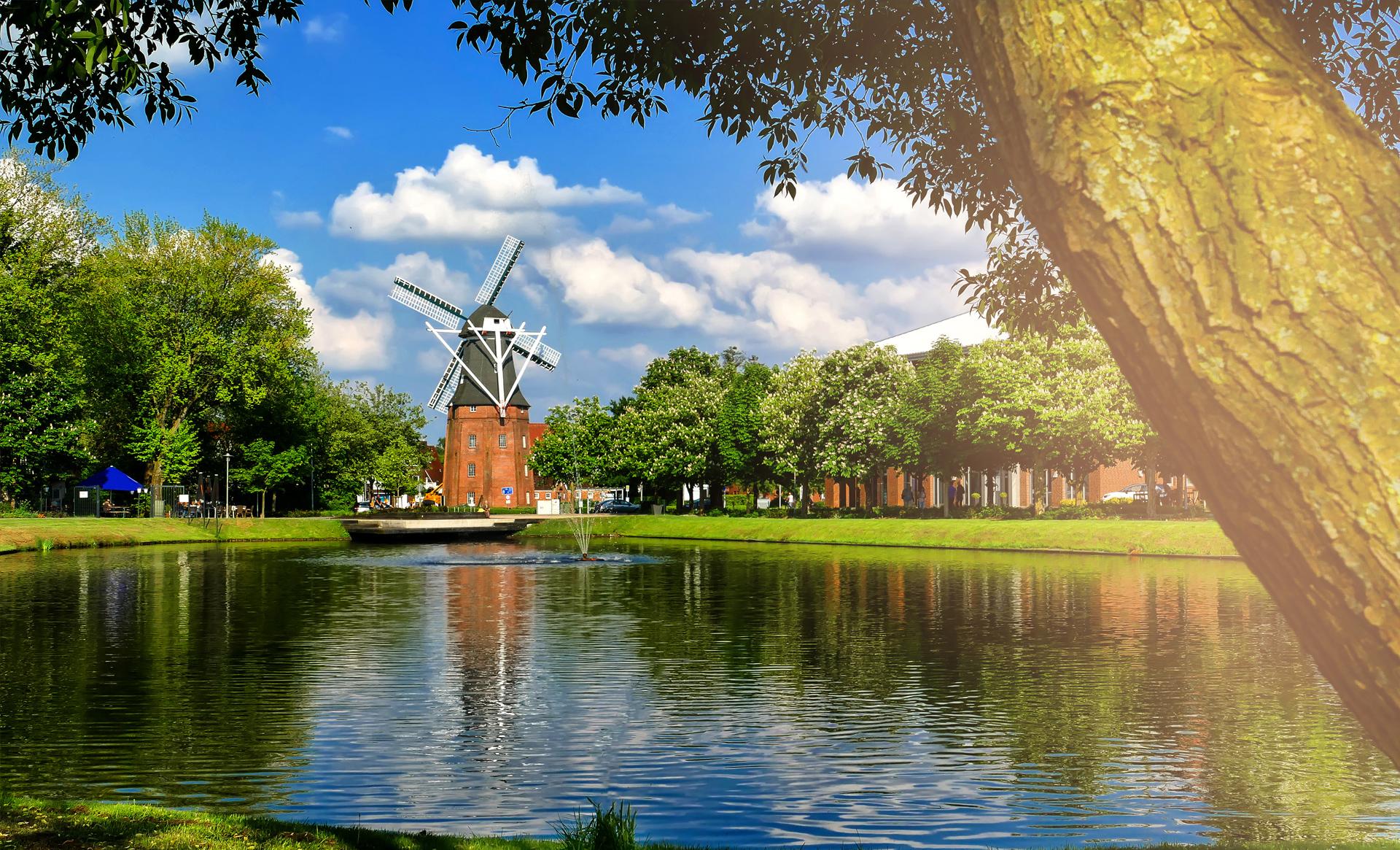 Papenburg Stadtpark
